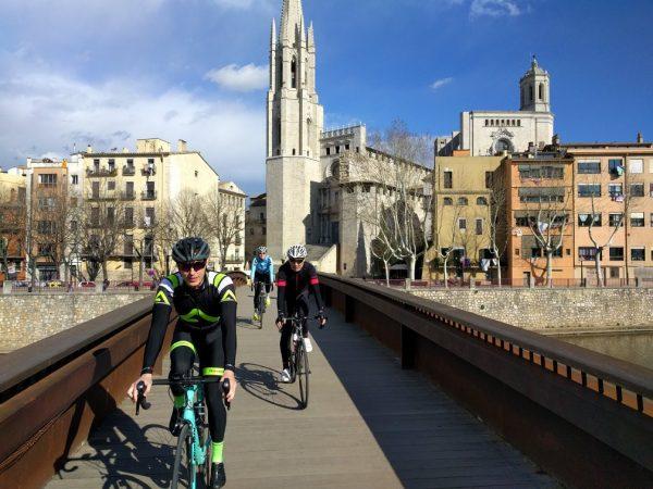 cyklistika Girona