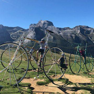 cyklistika pyreneje