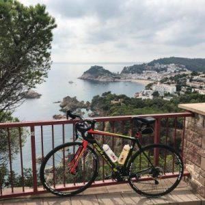 cyklistika costa brava