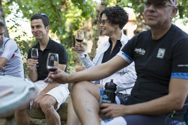 cyklistika s gastronómiou