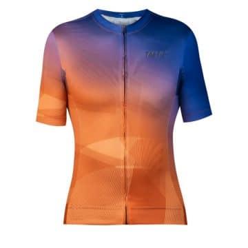 krátky dámsky cyklistický dres