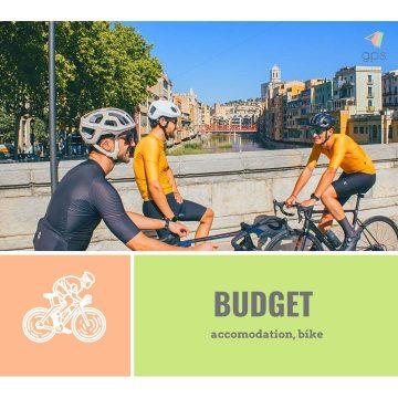 cyklistický balíček BUDGET