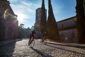 cyklokemp Španielsko