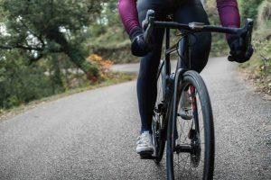 jesenná cyklistika