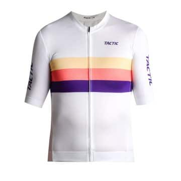 cyklodres jersey Hard Day HQ white tactic front