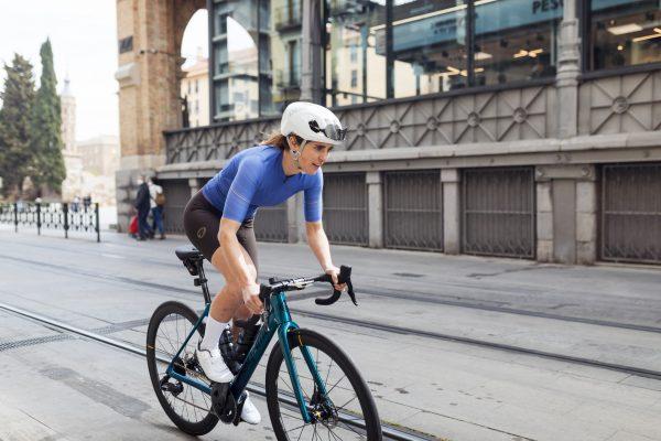 dámske cyklistické oblečenie