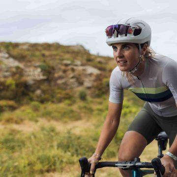 dámsky cyklodres woman cycling jersey Tactic