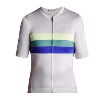 woman jersey dámsky cyklodres tactic hard day HQ grey