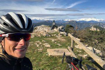 cyklistické trasy Girona