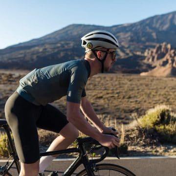 cyklistický dres sunset