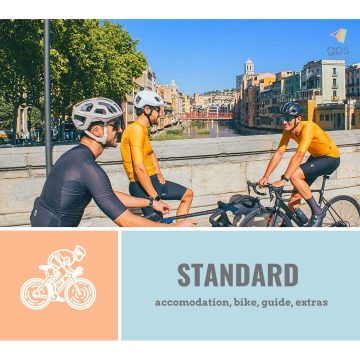 cyklozájezd STANDARD