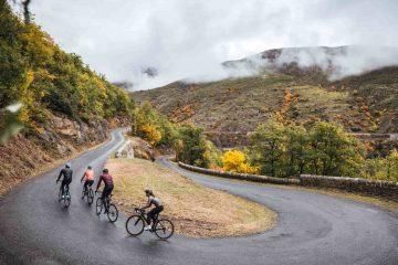 cyklistika v jeseni